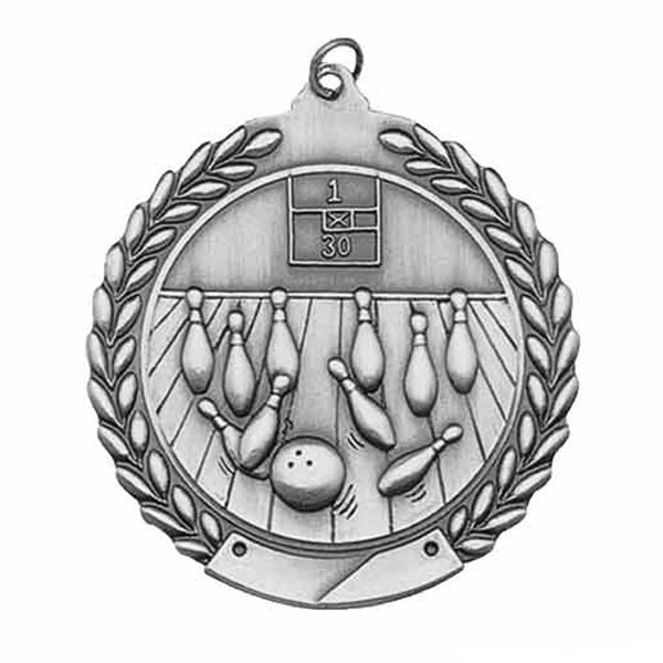 Médaille Bowling MS104AS
