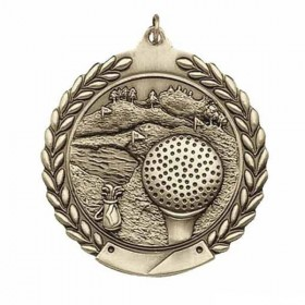 Golf Medal MS107AG