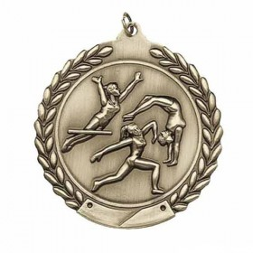Gymnastic Female Medal MS108AG