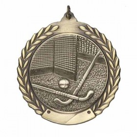 Field Hockey Medals MS127AG