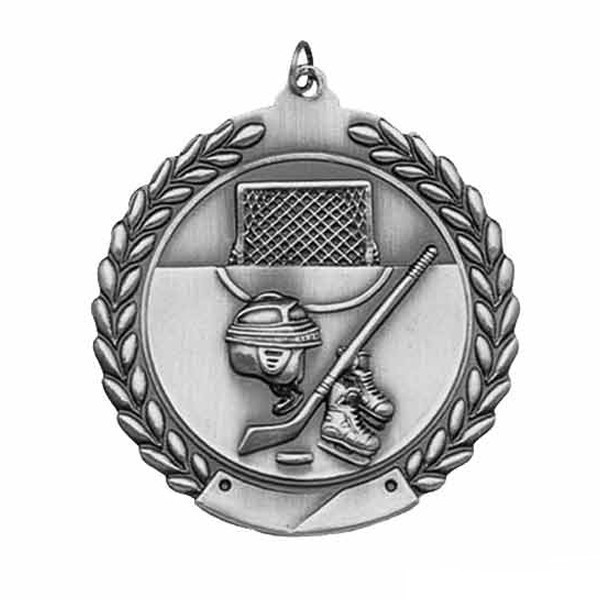 Médaille Hockey MS110AS