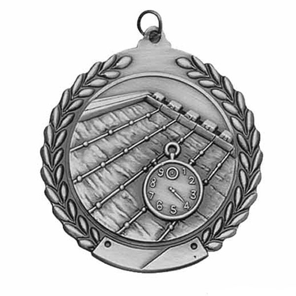 Swimming Medal MS114AS