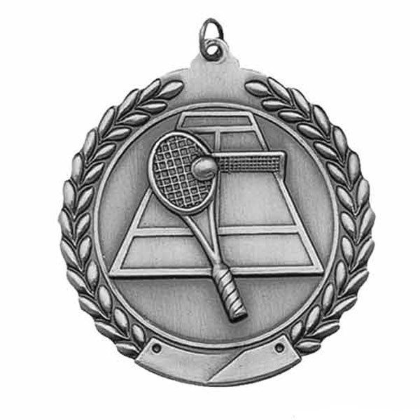 Médaille Tennis MS115AS