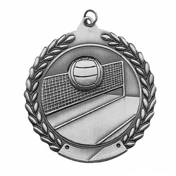 Volleyball Medal MS117AS