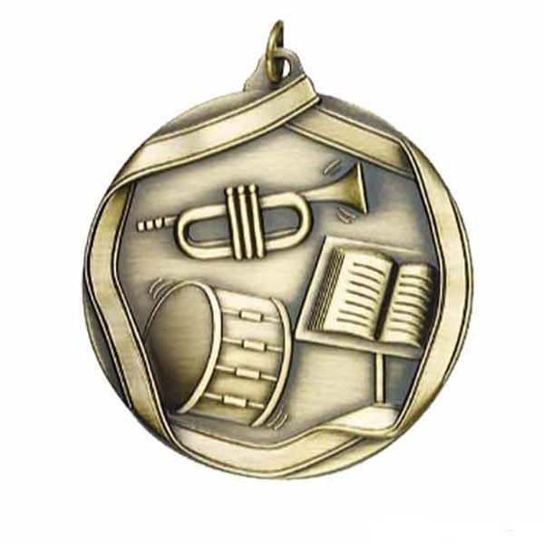 Band Gold Medal MS653AG