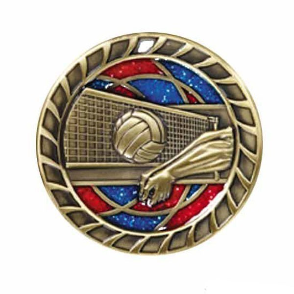 Médaille Volleyball M817AG
