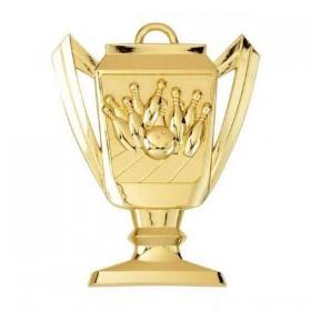 Médaille Bowling TM04AG