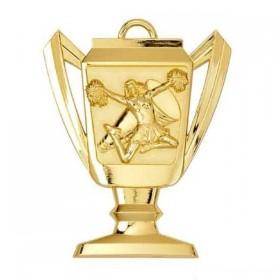 Médaille Cheerleading TM05AG