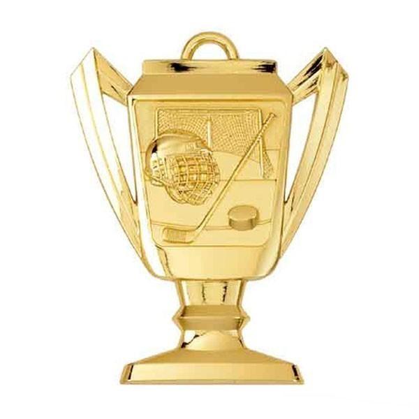 Médaille Hockey TM10AG