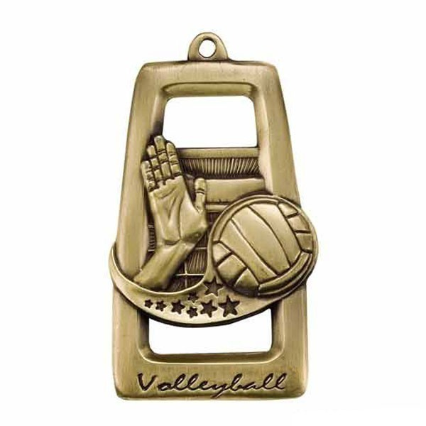 Volleyball Medal M917AG