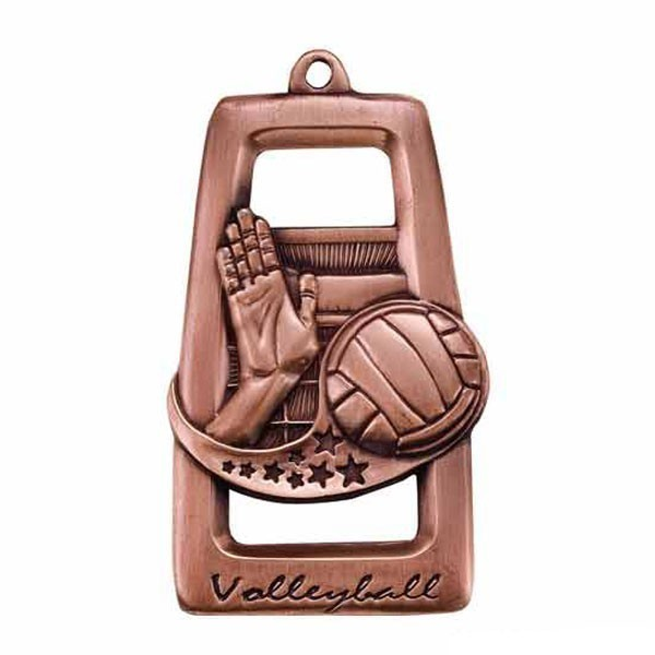 Volleyball Medal M917AB