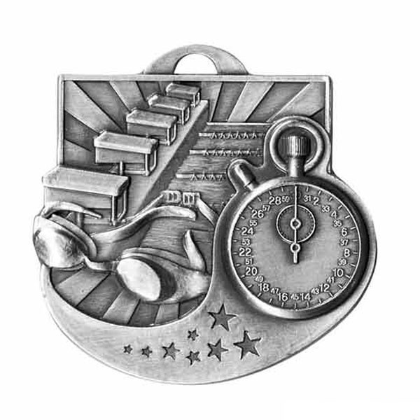 Swimming Medal M1014AS