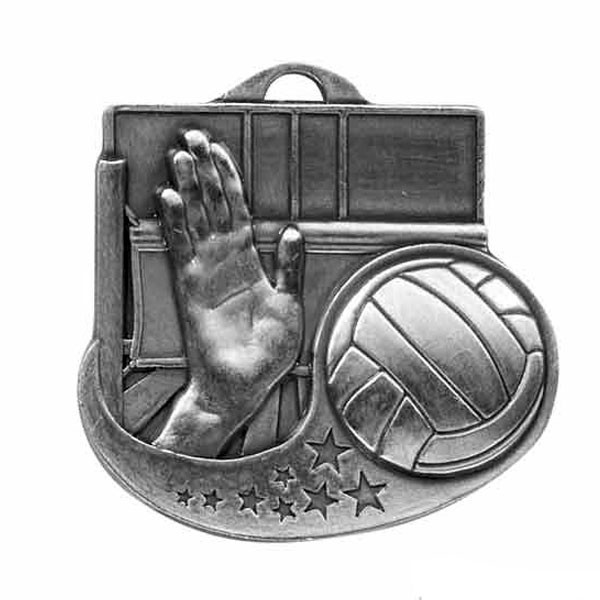 Volleyball Medal M1017AS