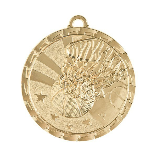 Médaille Basketball 2 po GM-211G