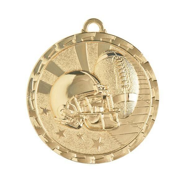 Médaille Football 2 po GM-212G