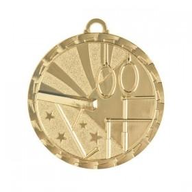 Médaille Gymnastique 2 po GM-225G