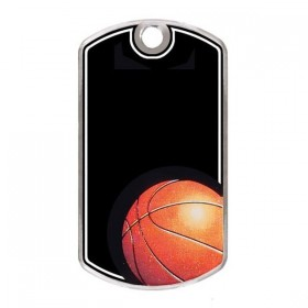 Basketball Dog Tag KT203