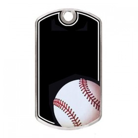Baseball Dog Tag KT202