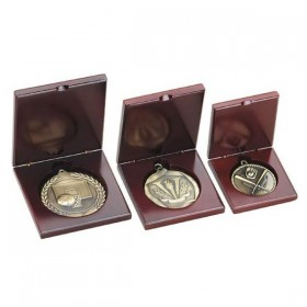 Wood Medal Case WMB