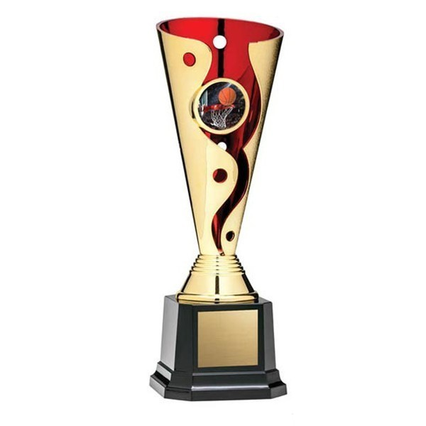 Red & Gold Economic Cup   Cyclone Series