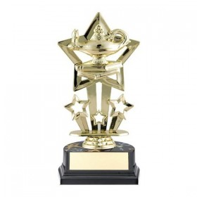 Lamp of knowledge Trophy FRR-759