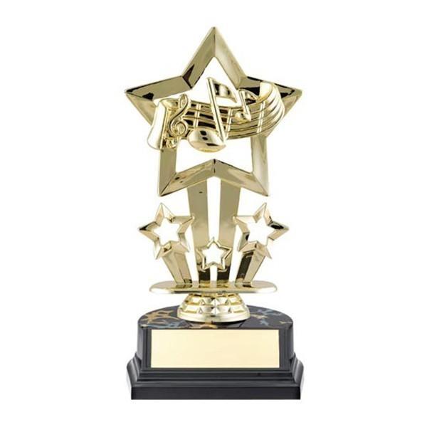 Music Trophy FRR-762