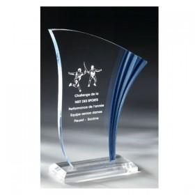 Acrylic Trophy AC-15533