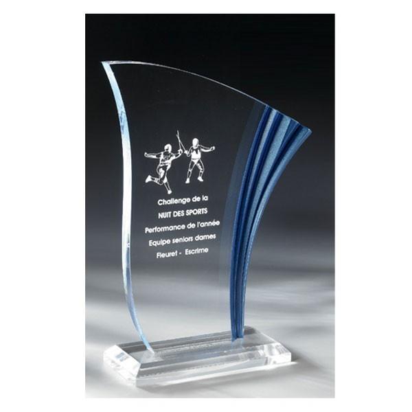 Trophée Acrylique AC-15533
