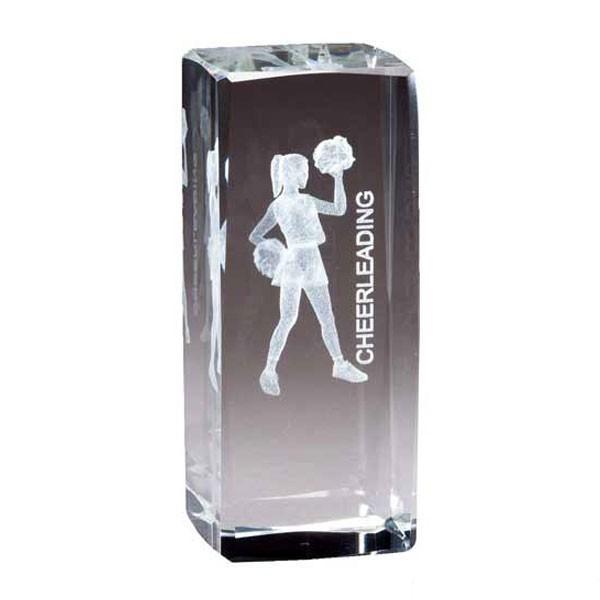 Cheerleading Crystal CRY1292