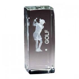 Women's Golf Crystal CRY1293