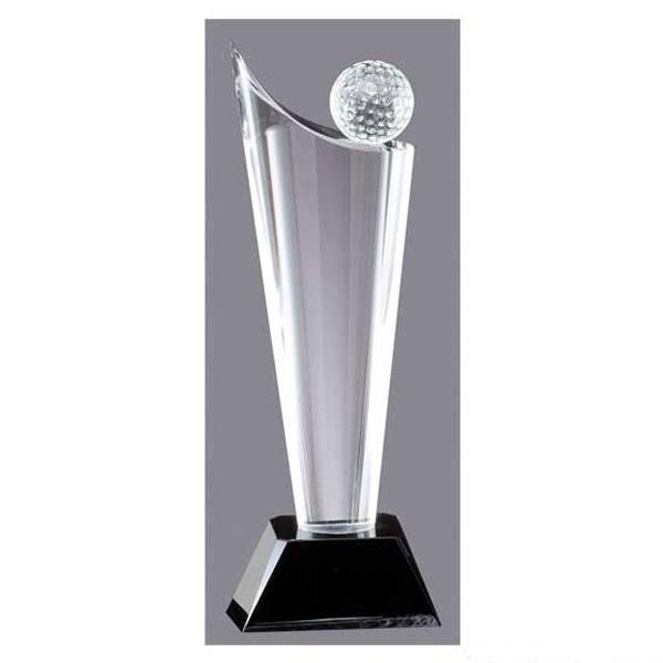 Trophée Cristal Golf CRY338