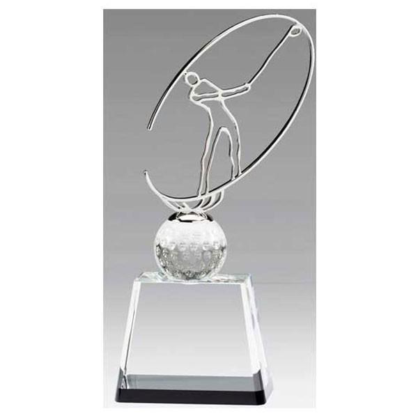 Trophée Cristal Golf CRY440