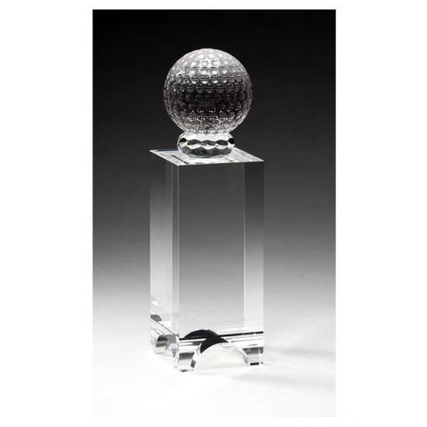 Trophée Cristal Golf CRY178