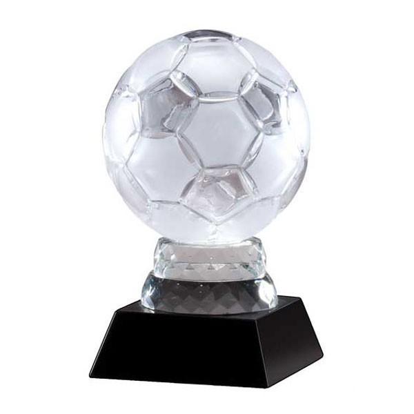 Trophée Cristal Soccer CRY281