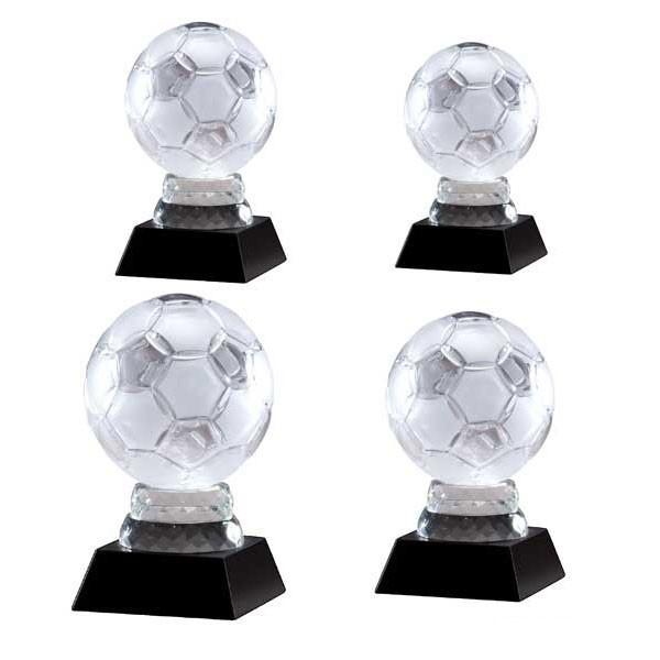 Trophée Cristal Soccer CRY282