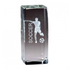Men's Soccer Crystal CRY1214