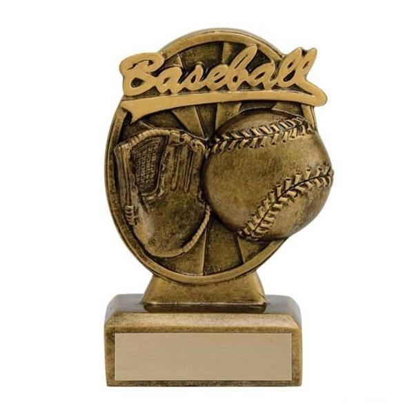 Baseball Resin Award RS71050HG