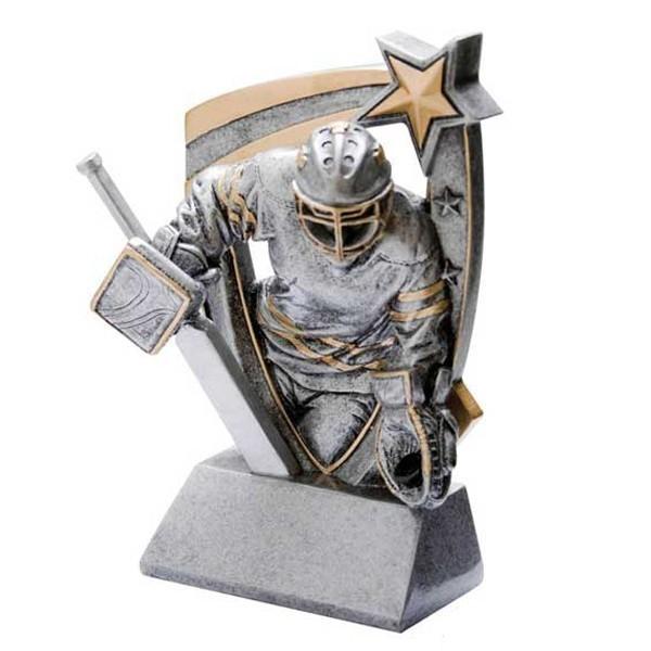 Hockey goalie RST535