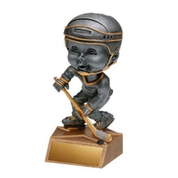 Bobblehead Hockey Boy Trophy BH-561