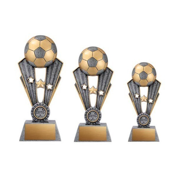 Soccer Resin Award A1370B