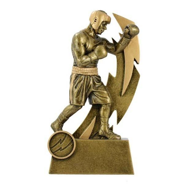 Boxing Resin Award A1531B