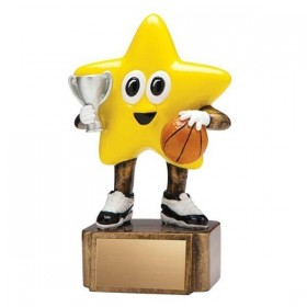 Resin Basketball Trophy RSL1003