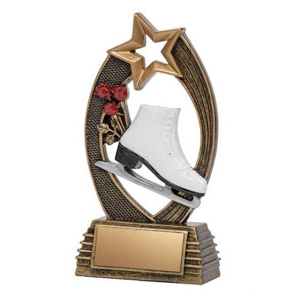 Figure Skating Resin Award XRN437