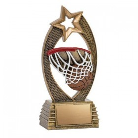 Basketball Trophy XRN603