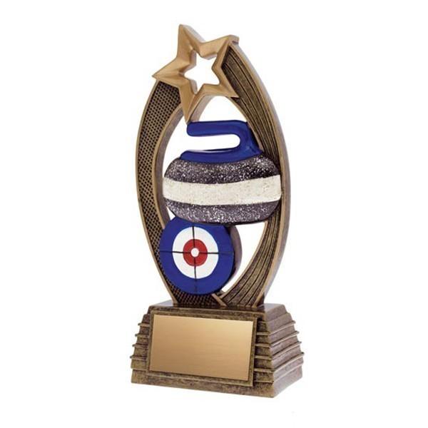 Curling Trophy XRN441
