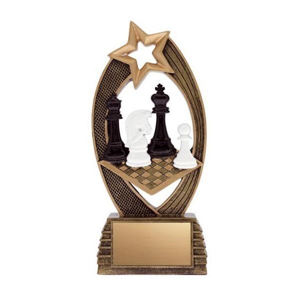 Trophée Échec XRN450
