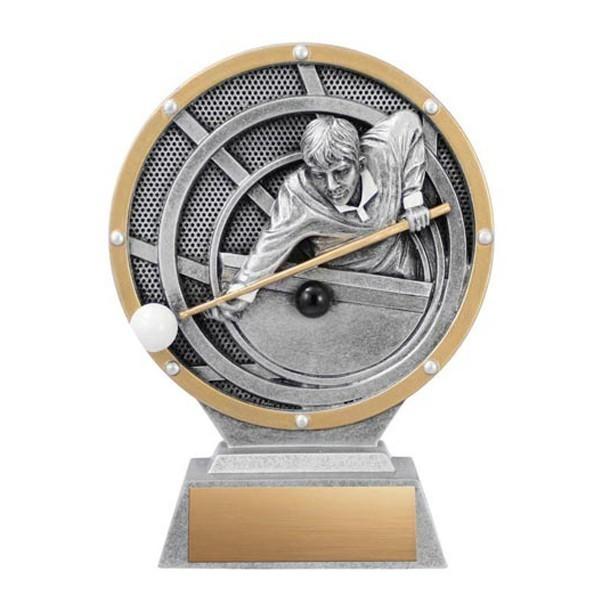 Trophée Billard RA1635B