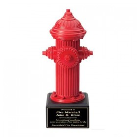 Hydrant Resin Award FD30