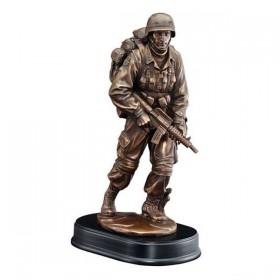 Trophée de soldat MIL198