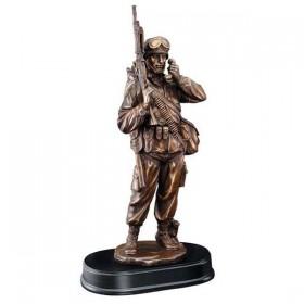 Soldier Trophy MIL202